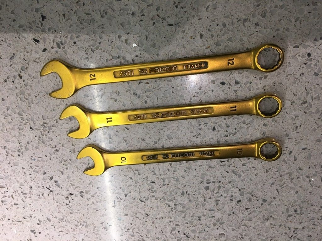 The most expensive spanners ever?