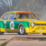 Lairy Canary 1971 Ford Escort
